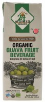 24 Organic Guava Juice 200ml
