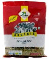 24 Mantra Organic Methi Seeds 200g