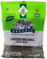 24 Mantra Organic Whole Moong 2lb