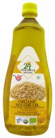 24 Mantra Organic Sesame Oil 1l