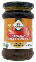 24 Mantra Organic Tomato Pickle 300g
