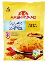Ashirwad Sugar Control Atta 1 Kg