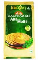 Ashirwad Methi Atta 1kg