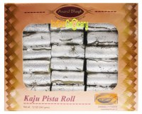 Anand Bhogh Kaju Pista Roll 340g