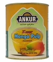 Ankur Kesar Mango Pulp 30oz