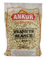 Ankur Peanuts Blanched 4lb