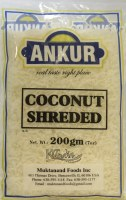 Ankur Coconut Shredded 200g
