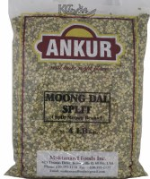 Ankur Split Moong Dal 4lb