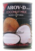 Aroy-d/chaokoh Coconut Milk 400ml