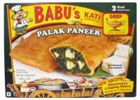 Babu's Palak Paneer 226g