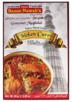 Banne Nawab's Chicken Curry Masala 65g