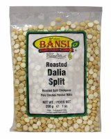 Bansi Roasted Dalia Split 200g