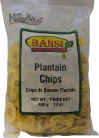 Bansi Plantain Chips 340g