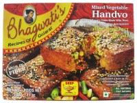Bhagwati's Mix Veg Handvo