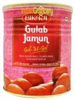 Bikaji Gulab Jamun Can 1kg