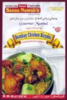 Banne Nawab's Bombay Chicken Biryani 70g