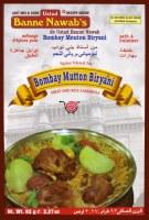 Banne Nawab's Bombay Mutton Biryani 70g