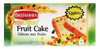 Britannia Fruitcake Eggless 275g