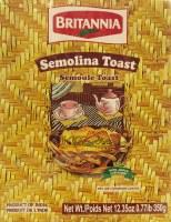Britannia Sooji Toast 350g Wheat Rusk