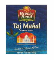 Brookebond Orange Taj Mahal 450g Black Tea Loose