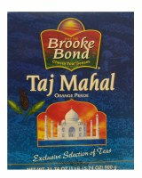 Brookebond Orange Taj Mahal 900g Black Tea Loose