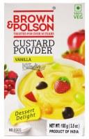 B & P Custard Powder 100g