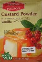B & P Custard Powder 500g