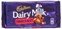 Cadbury Fruit&nit 200g Dairy Milk