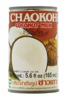 Chaokoh Coconut Milk 5.6 Oz