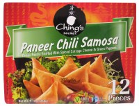 Ching's Paneer Chilli Samosa 12 Oz