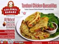 Ck Tandoori Chicken Quesadilla 1lb