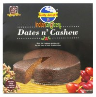 Daily Delights Cashew Date Cake 700g