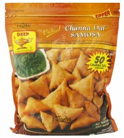 Deep 50 Cocktail Channa Samosa Channa Dal