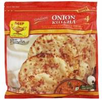 Deep Onion Kulcha 4pcs