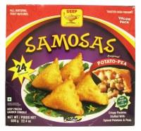 Deep 24 Potato-peas Samosa