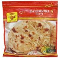 Deep Tandoori Roti 5pc 290g