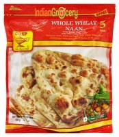 Deep Whole Wheat Naan 5pc 426g