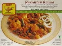 Deep Navrattan Korma 10oz