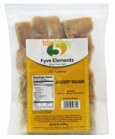 5 Elements Jaggery Square 800g