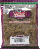 Gazab Green Raisins 200g