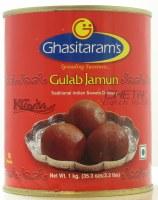 Ghasitaram's Gulab Jamun 1kg