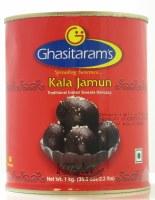 Ghasitaram's Kala Jamun 1kg