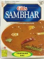 Gits Sambar 100g