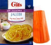 Gits Jilebi Mix 100g