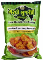 Garvi Gujarat Spicy Banana Chips 2lb