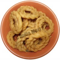 Grand Sweets Mini Hand Murukku 250g