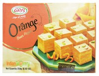 Grb Orange Soanpapdi 250g