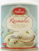 Haldiram's Rasmalai 1kg Can