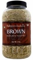 Kohinoor Brown Basmati Jar 4lb