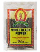 Laxmi Black Pepper Whole 100g